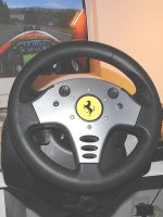 Joystick pre PC Thrustmaster Force Feedback GT Racing Wheel