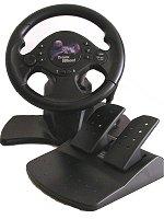 Príslušenstvo pre Playstation 2 volant Trans Wheel V8