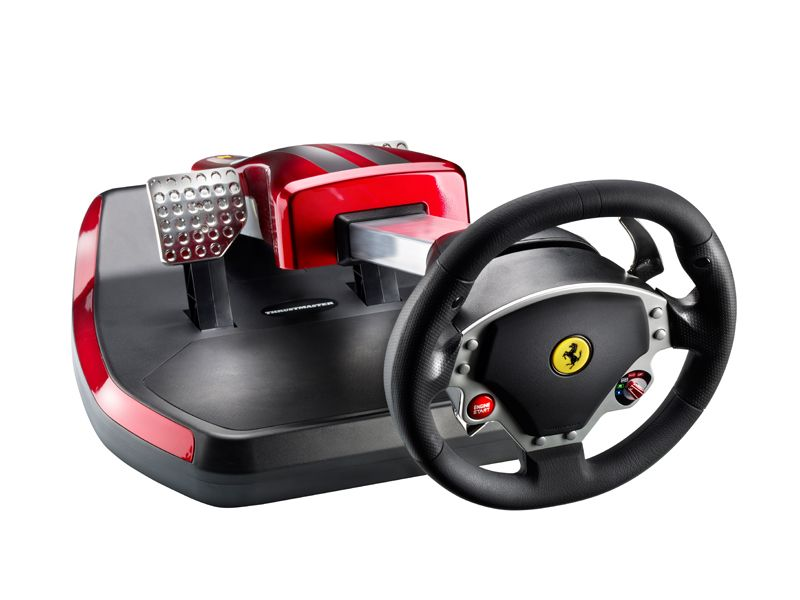 Volant Thrustmaster Ferrari Wireless Gt Cockpit 430