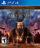 hra pre Playstation 4 Grand Ages: Medieval (Limited Special Edition)