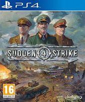 hra pre Playstation 4 Sudden Strike 4