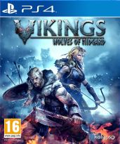 hra pro Playstation 4 Vikings: Wolves of Midgard