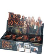Stolová hra Lord of the Rings: Fellowship of the Ring Booster 36x 11 kariet