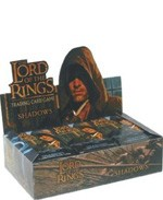Stolová hra Lord of the Rings: Shadows booster 36 x 11 kariet