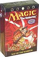 Stolová hra Magic: The Gathering Champions of Kamigawa PCD: Way of the Warrior