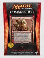 Stolová hra Magic the Gathering Commander 2014 - Built from Scratch (červená)
