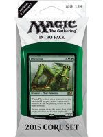 Stolová hra Magic the Gathering: Magic 2015 - Intro Pack (Will Of The Masses)
