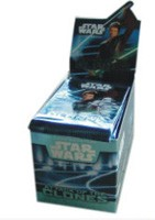 Stolová hra Star Wars: Booster - 36x5 cards