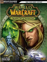 World of Warcraft: The Burning Crusade - anglická príručka