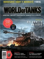 Kniha Časopis World of Tanks