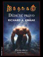 Kniha Diablo - Válka hříchu 1: Dědičné právo