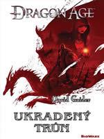 Kniha Dragon Age: Ukradený trůn