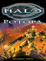 Kniha Halo 2: Potopa