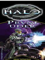 Kniha Halo 3: První úder