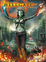 Kniha Hellgate London 2 - Goetia