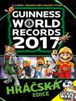 Kniha Kniha Guinness World Records 2017 (Hráčská edice)