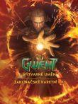Kniha Gwent: Výtvarné umění zaklínačské karetní hry