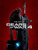 Kniha Kniha The Art of Gears of War 4