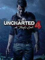 Kniha Kniha The Art of Uncharted 4: A Thiefs End