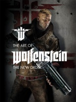 Kniha The Art of Wolfenstein: New Order (KNIHY)