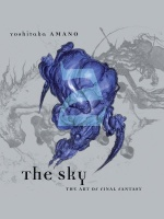 Kniha The Sky: The Art of Final Fantasy Book Two (KNIHY)