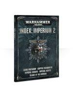 Kniha Kniha WarHammer 40.000 INDEX: Imperium 2