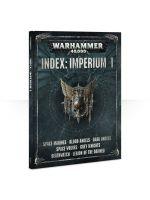 Kniha Kniha WarHammer 40.000 INDEX: Imperium 1