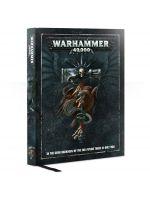 Kniha WarHammer 40.000 Rulebook (poškodený obal) (KNIHY)