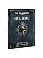 Kniha Kniha WarHammer 40.000 INDEX: Xenos 1