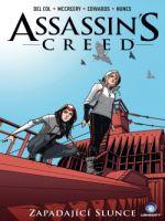 Kniha Komiks Assassins Creed 2: Zapadající slunce