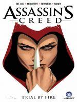 Kniha Komiks Assassins Creed: Zkouška Ohněm