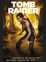 Kniha Komiks Tomb Raider Volume 1: Season of the Witch