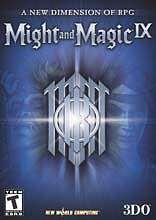 Might & Magic IX - příručka