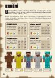 návod k Minecraftu