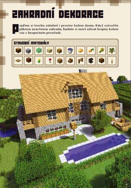 Kniha Minecraft Stavitelska Prirucka Gameexpres Cz