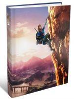 Kniha Oficiální průvodce The Legend of Zelda: Breath of the Wild (Collectors Edition)