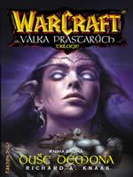 Kniha Warcraft: Válka prastarých 2 - Duše démona