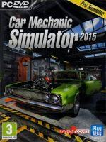 Hra pre PC Car Mechanic Simulator 2015 EN