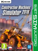 Hra pro PC Construction Machines Simulator 2016 CZ