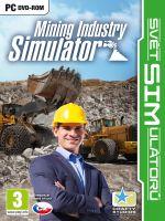 Hra pre PC Mining Industry Simulator CZ