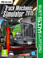 Truck Mechanic Simulator 2015 CZ (PC)