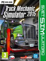 Hra pre PC Truck Mechanic Simulator 2015 CZ