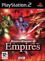 Hra pre Playstation 2 Dynasty Warriors 4 Empires