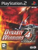 Hra pre Playstation 2 Dynasty Warriors 4