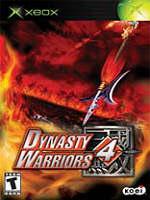 Dynasty Wariors 4