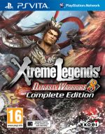 Hra pre PS Vita Dynasty Warriors 8 (Complete Edition)