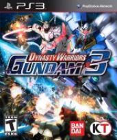 Hra pre Playstation 3 Dynasty Warriors: Gundam 3