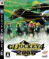 Hra pre Playstation 3 G1 Jockey 4 2008