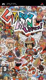 Hra pre PSP Gitaroo Man Lives!