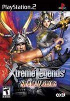 Hra pre Playstation 2 Samurai Warriors: Xtreme Legends